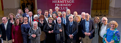 International Day of the Friends of the Hermitage