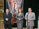 Opening of the exhibition Children of the Gods. Antique Heroes in Ancient and Modern Art in the Hermitage-Kazan Exhibition Centre