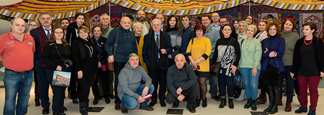 The Guild of Journalists Meet with Mikhail Piotrovsky