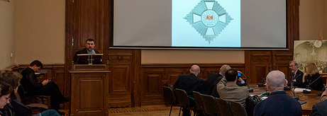 "Scientific Conference ""Heraldry and Heraldic Institutions in Russia"""