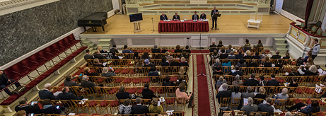 General Meeting of the Union of Museums of Russia